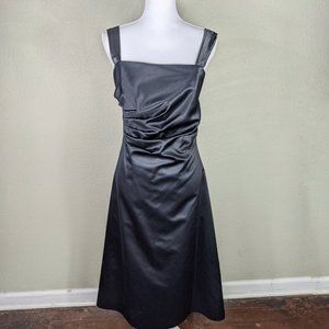 JS Boutique Dress Size 16 A line Sleeveless Black
